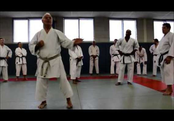 Sport de combat 40 ans